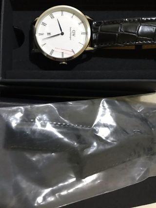 DW手錶+替換錶帶