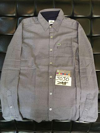 Lacoste Button Down Long sleeves