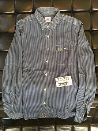 Lacoste Live Button Down Longsleeves
