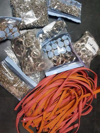 Take all Bag straps & Hardware