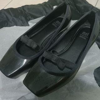 Melissa Ballerina Bow Flat Shoes