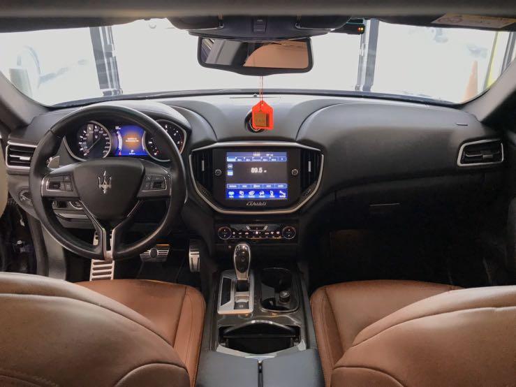 #吉柏利 3.0柴油 瑪莎拉蒂 2015年