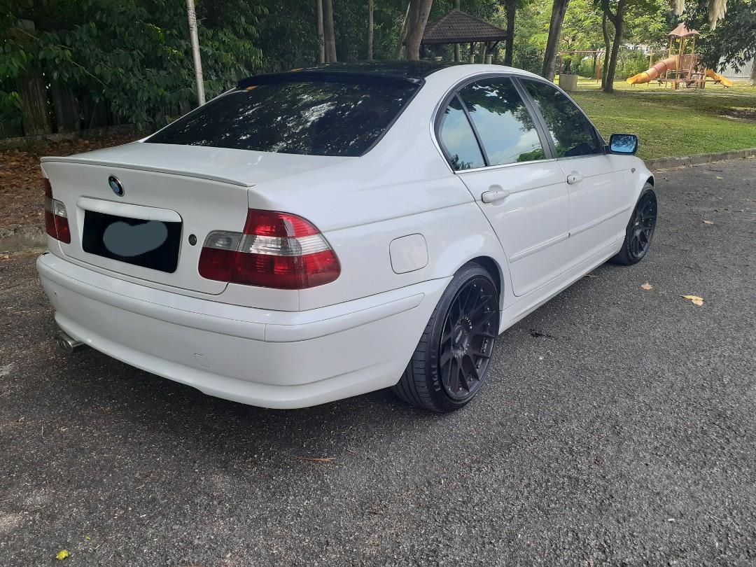 Bmw e46(318i) 02/07 for sale...pls call or whatsApp 012-7099908
