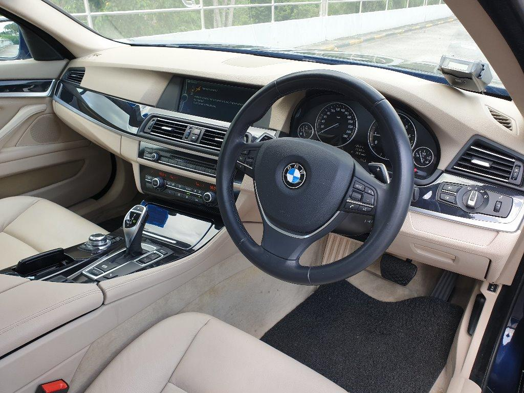 Cheapest Long Term Rental - BMW 520i 2.0A
