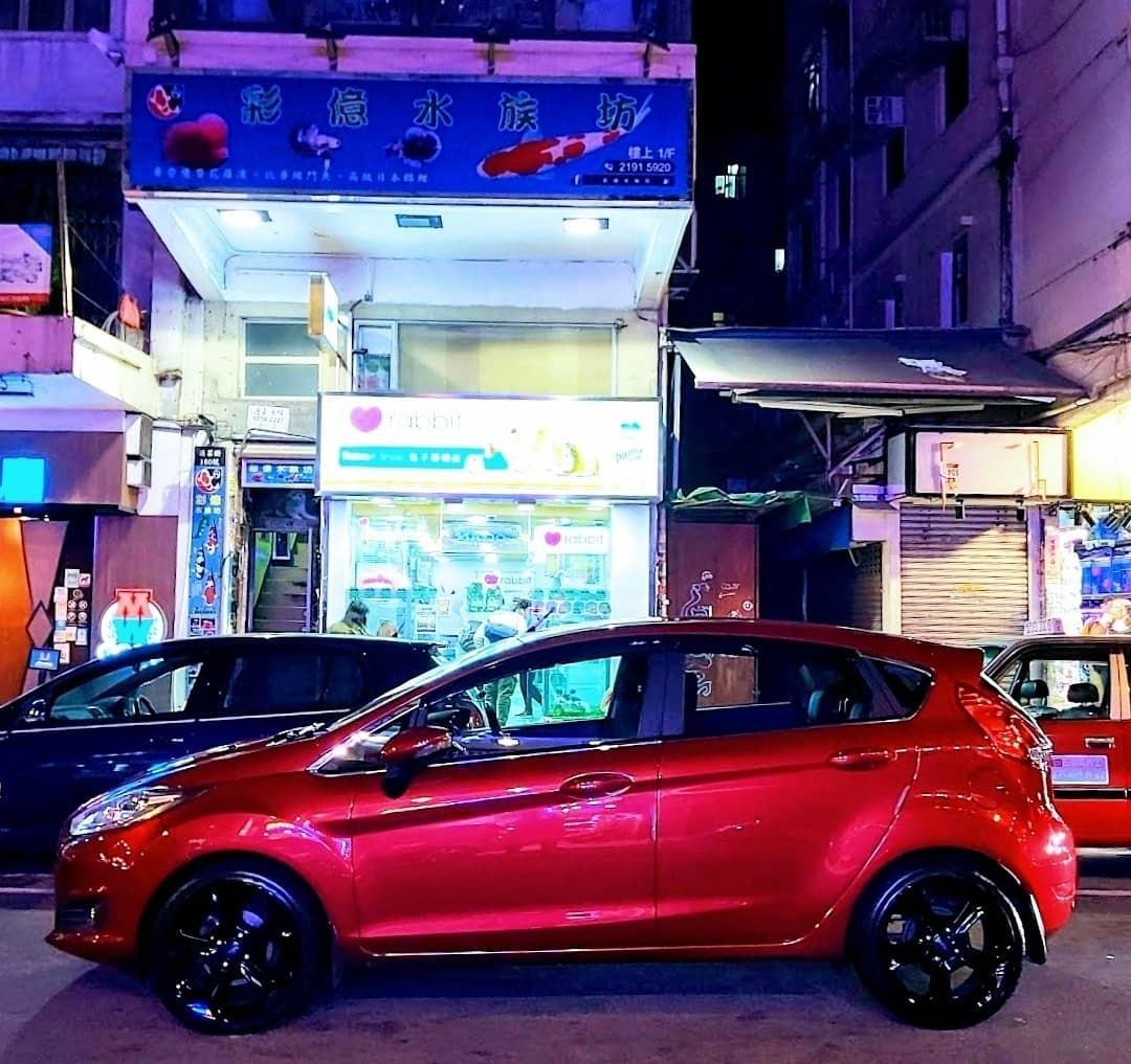Ford Fiesta 1.0 Ecoboost Titanium (A)