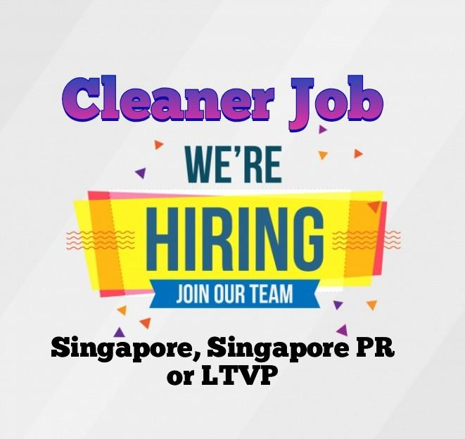 Full-time General Cleaning Jobs