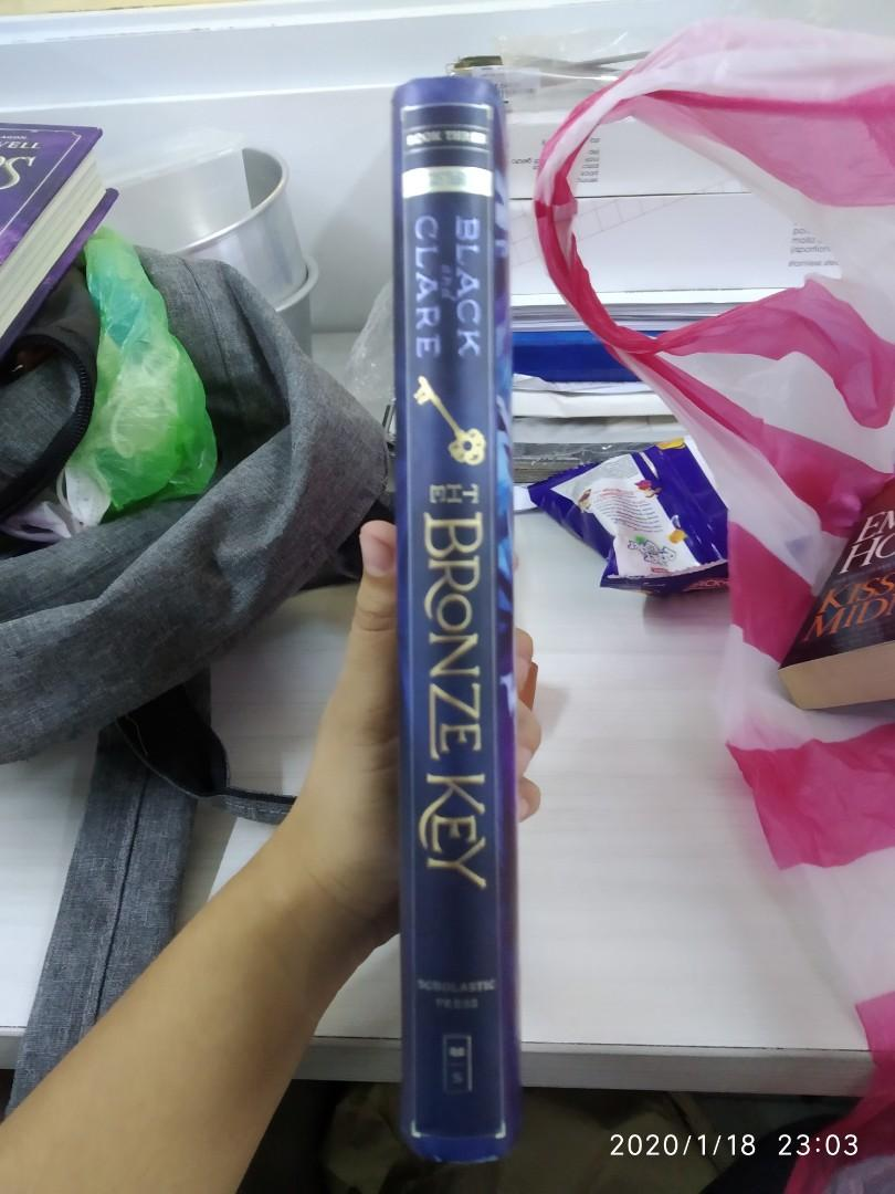 HARDBOUND Magisterium (Book 3 - The Bronze Key) by Holly Black and Cassandra Clare