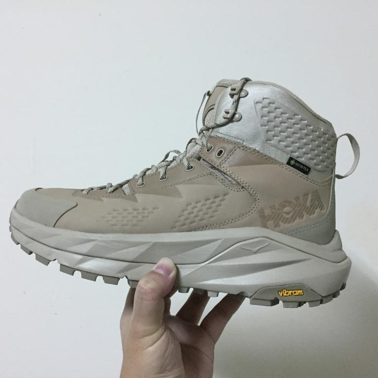 HOKA ONE ONE SKY KAHA  全新 US10 沙色 軍靴 登山靴 防水