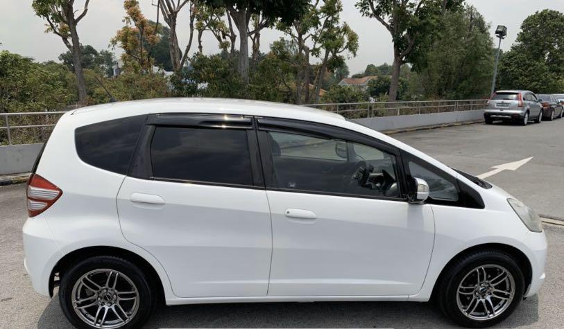 Honda Fit 1.3A @$330 Weekly