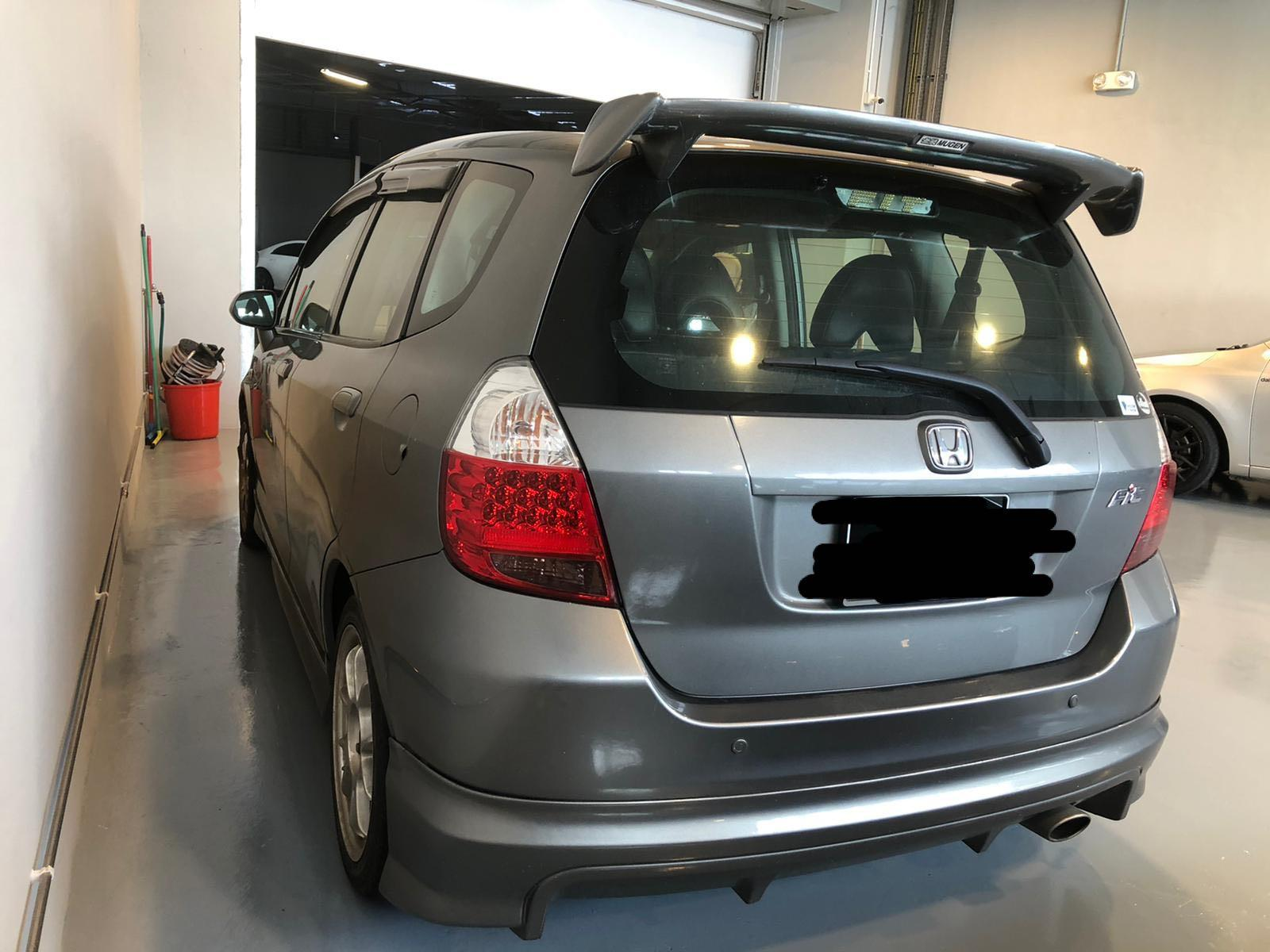 Honda Fit 1.3A <CHEAP CARS FOR RENT / RENTAL (PERSONAL / GRAB / RYDE / LALAMOVE DRIVERS WELCOME)>