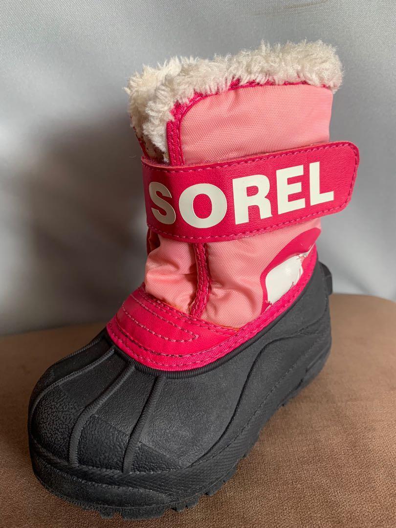 Sorel Snow Boots, size EUR 24, Babies