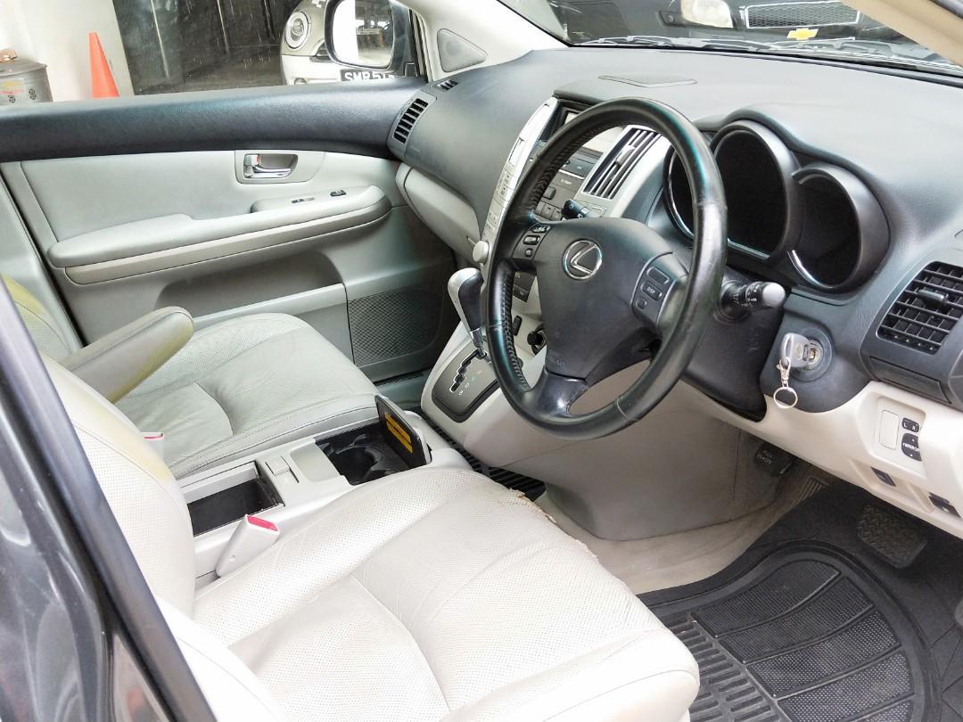 Lexus RX400h Hybrid (A)