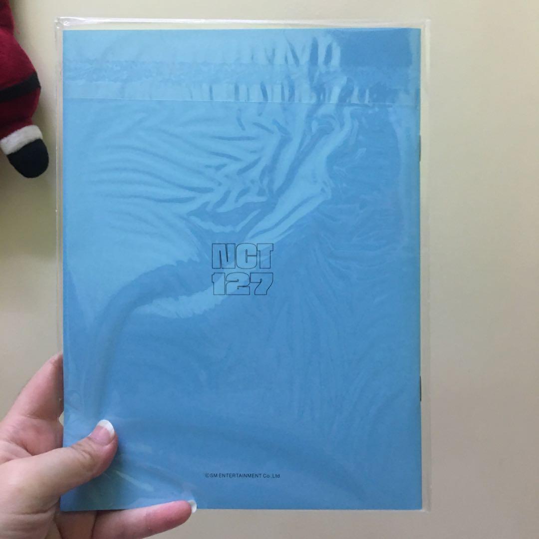[Loose Item] NCT 127 Season Greetings - Brochure only