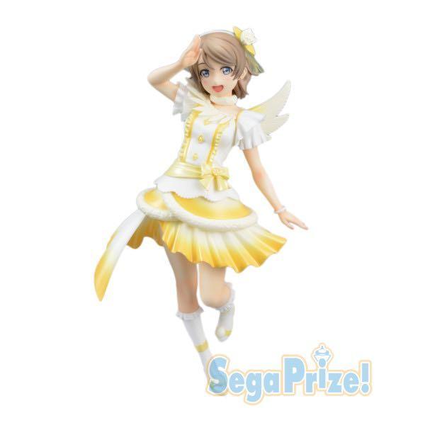 Love Live! Sunshine!! The School Idol Movie Over the Rainbow - Watanabe You - SPM Figure (SEGA)