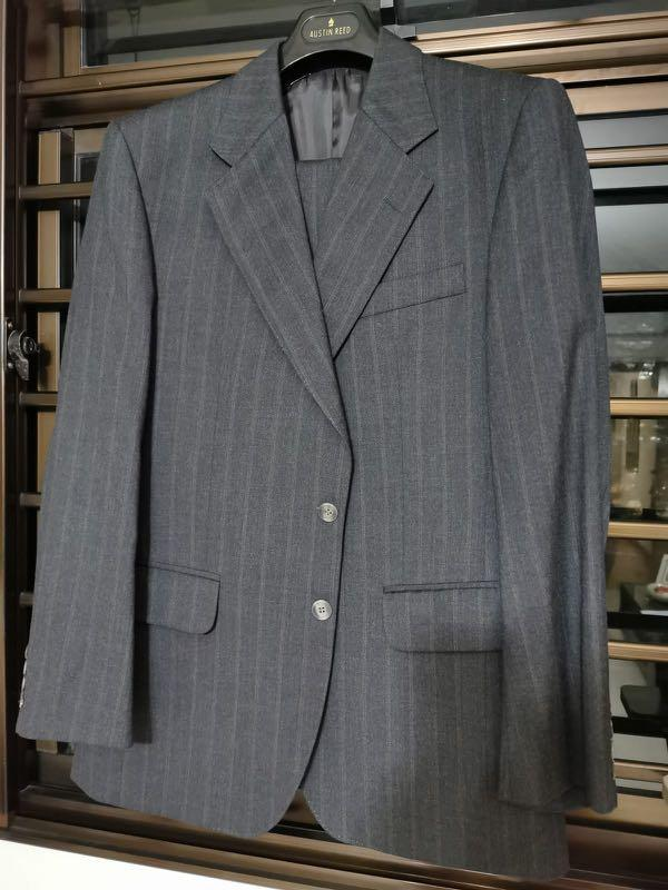 Men Suit Austin Reed Men S Fashion Clothes Outerwear On Carousell
