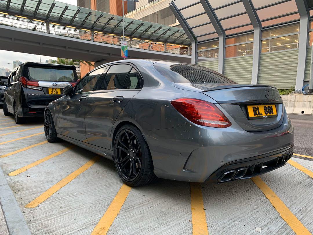 Mercedes-Benz C220 D Auto