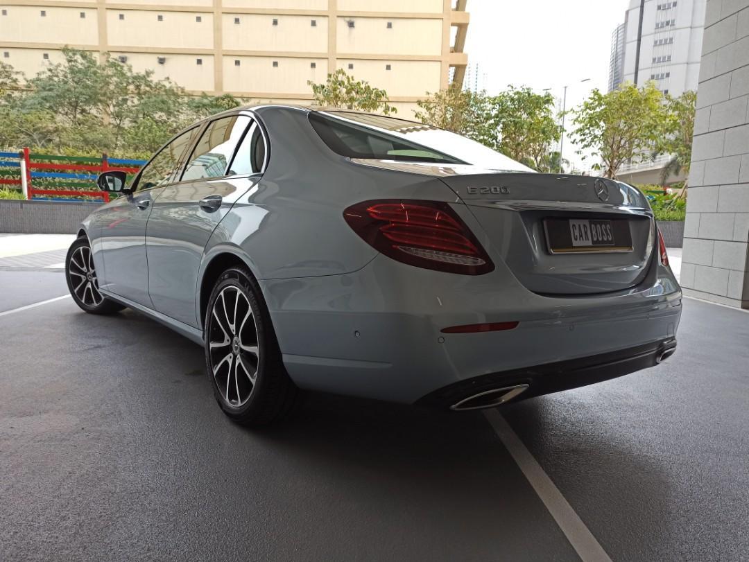 Mercedes-Benz E200 Avantgarde (A)