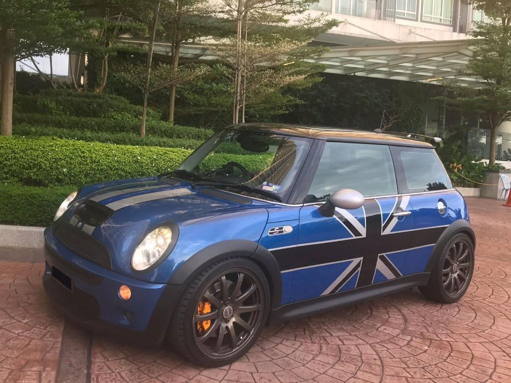 MINI Cooper S 1.6 S SUPER CHARGES 6 Speed ( M ) JAPAN HIGH SPEC import.