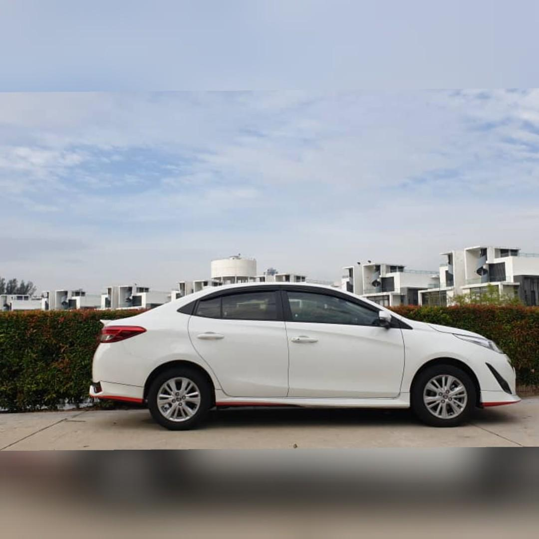 New version  vios available for long terms  rental