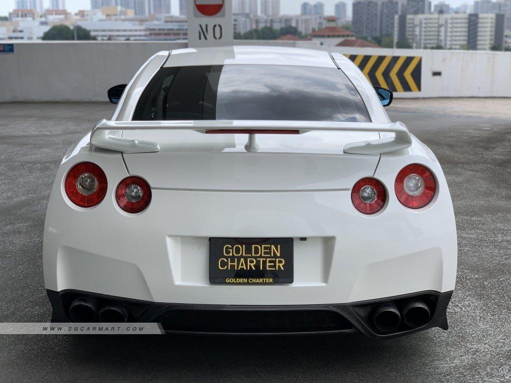 Nissan GT-R 3.8 Premium (A)