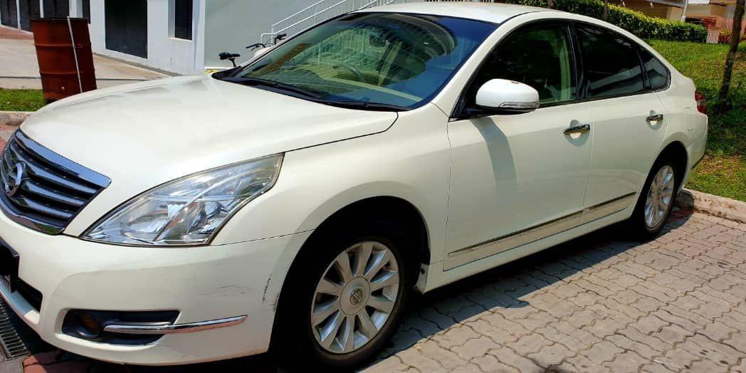 NISSAN TEANA 200XL (SG CAR COMPLETE MALAYSIA DOCUMENT, HALAL DI ATAS JALAN RAYA MALAYSIA)