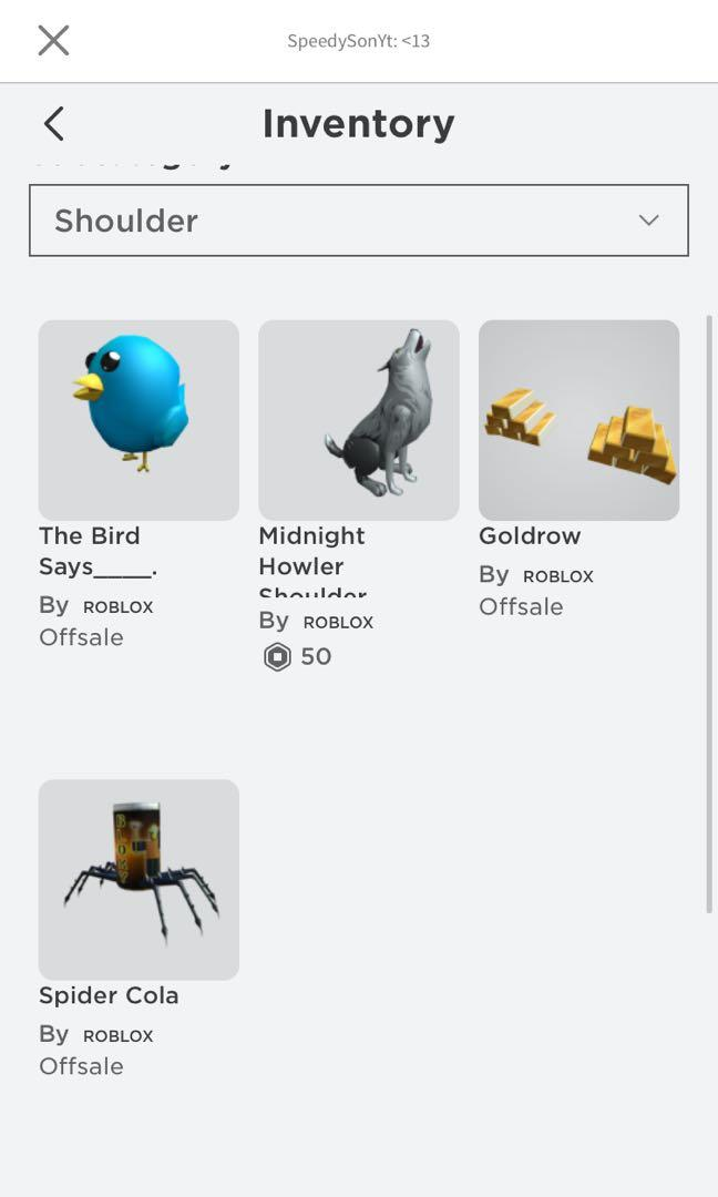 Roblox Account Pro Account Toys Games Video Gaming In Game