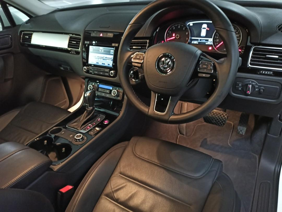 Volkswagen Touareg 3.6 V6 4MOTION Luxury (A)