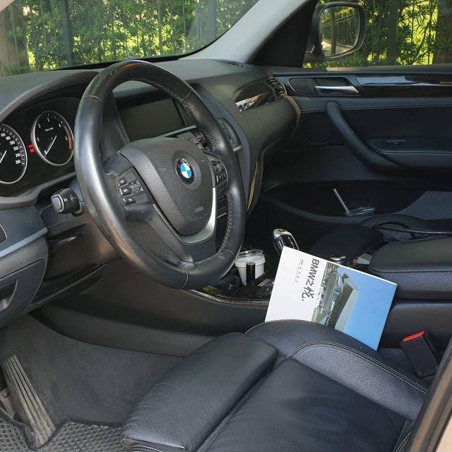 #X3-30d BMW 2011年