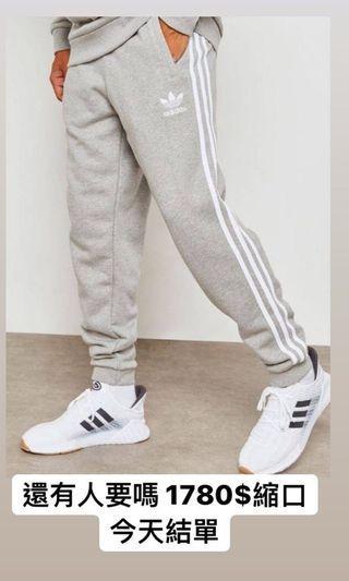 三葉adidas長褲