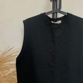 韓國製運動休閒型棉質寬鬆背心