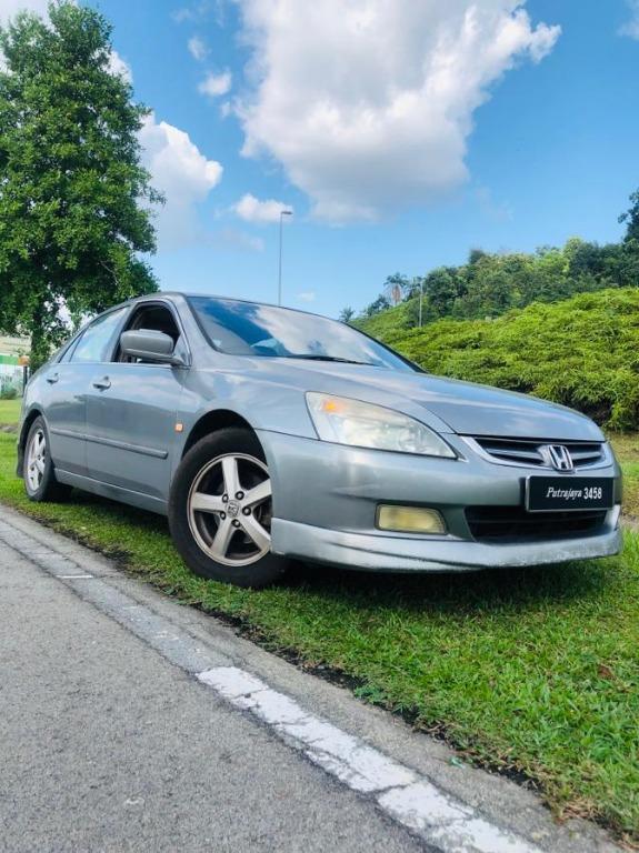 2005 Honda accord 2.0 i-VTEC (A) B/L LOAN KEDAI DP 3-5k