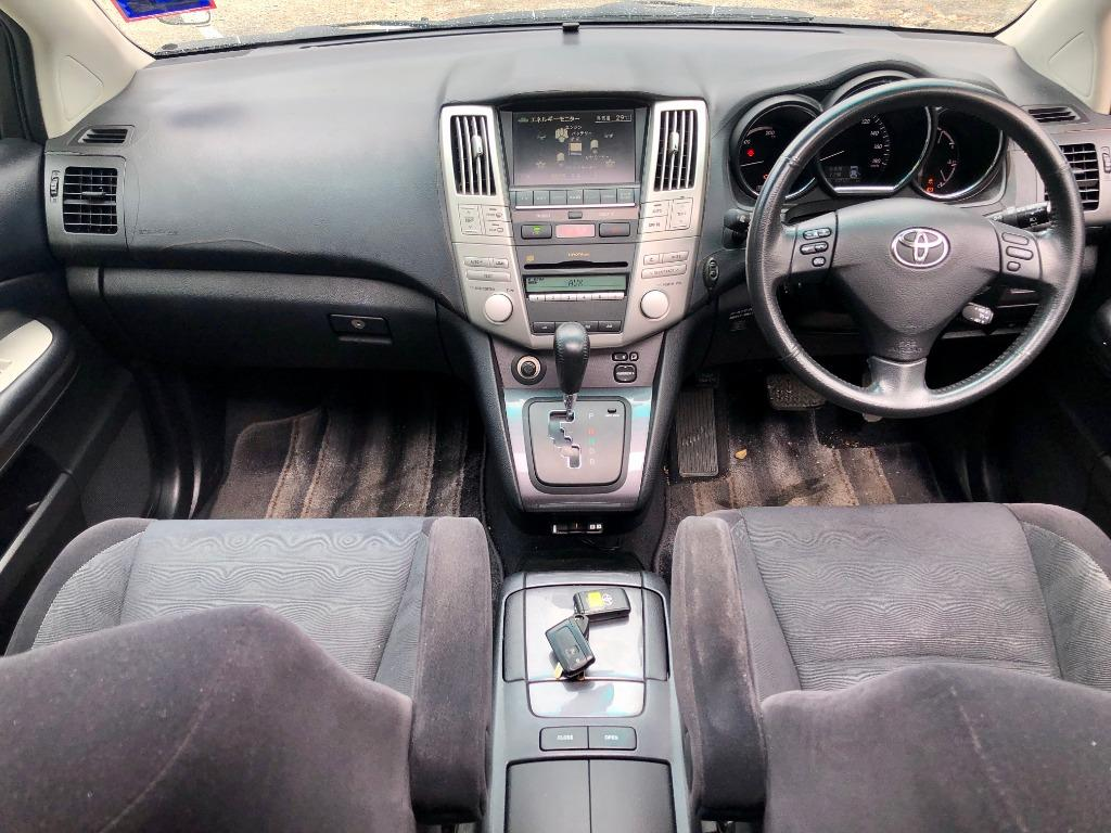 2007/13 Toyota Harrier 3.3 Hybrid SUV (A) NEW YEAR SUPER OFFER PROMOTION