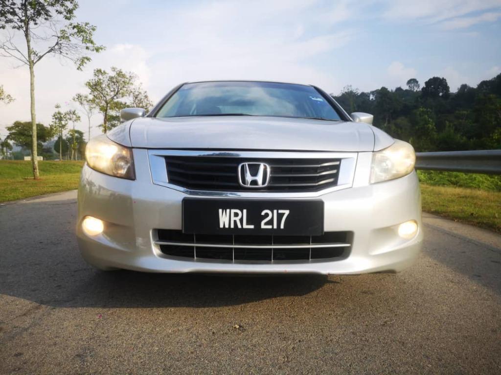 2008 Honda ACCORD 2.0 VTi-L (A)  B/L LOAN KEDAI DP 3-5k
