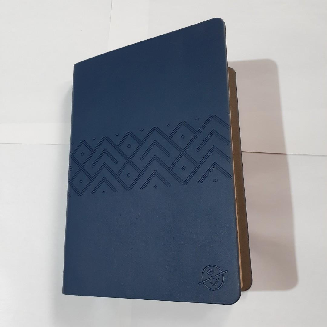 ☕ Coffee Bean and Tea Leaf Blue Planner (CBTL 2020 Giving Journal)