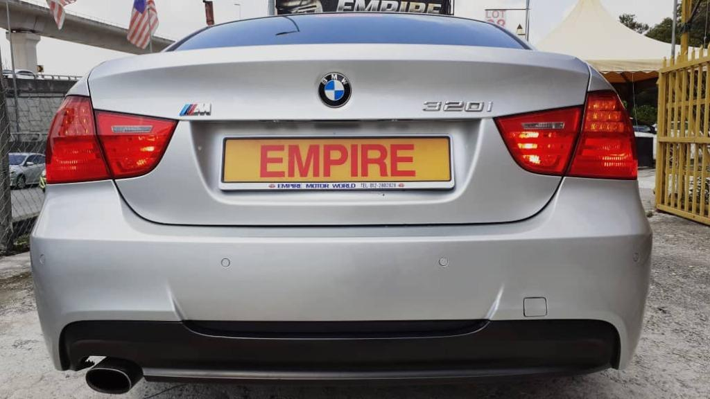BMW 320i E90 2.0 (A) M SPORT !! EXECUTIVE LIMITED EDITION !! NEW FACELIFT !! CKD !! PREMIUM FULL HIGH SPECS !! ( WXX 9799 ) 1 CAREFUL OWNER !!