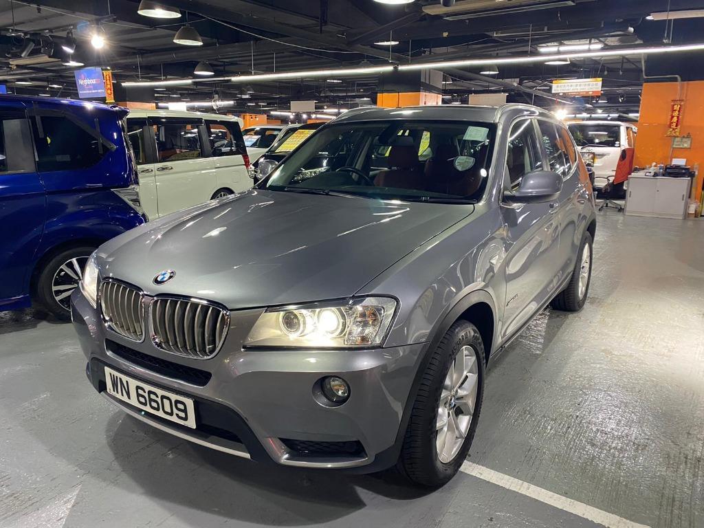 BMW X3 XDRIVE 35iA Auto
