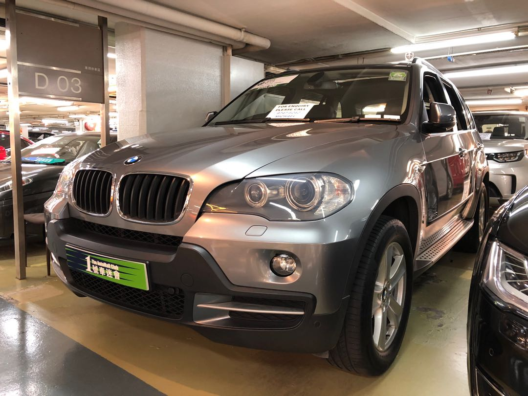 BMW X5 3.0 (A)