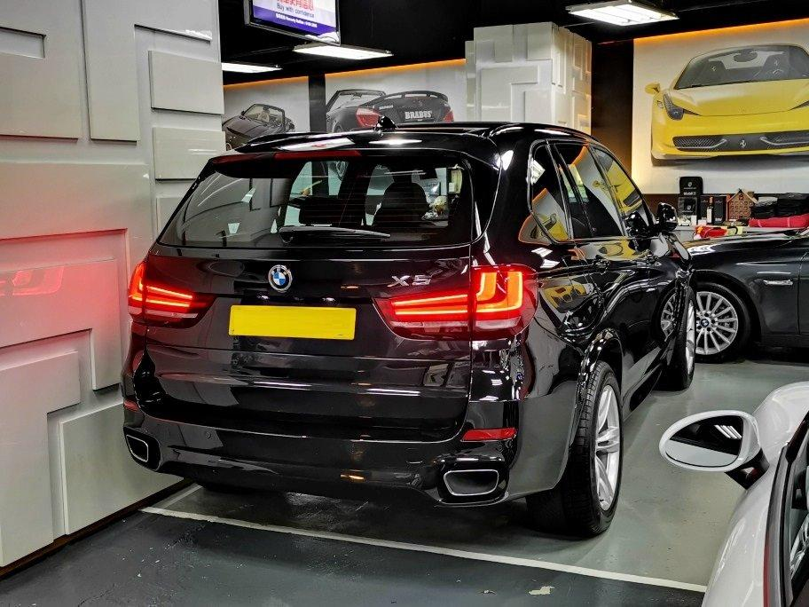 BMW X5 XDRIVE30D M SPORT Auto