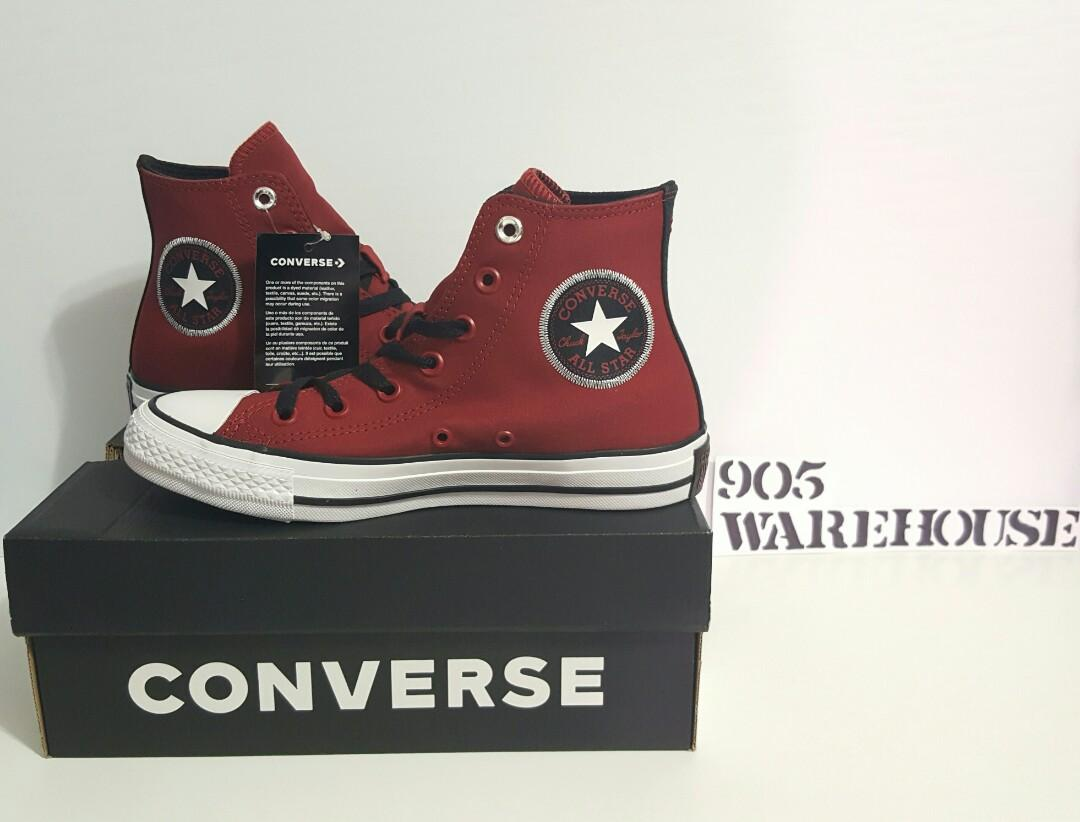 CONVERSE CHUCK TAYLOR ALL STAR SPACE EXPLORER BACK ALLEY BRICK HIGH TOP UNISEX