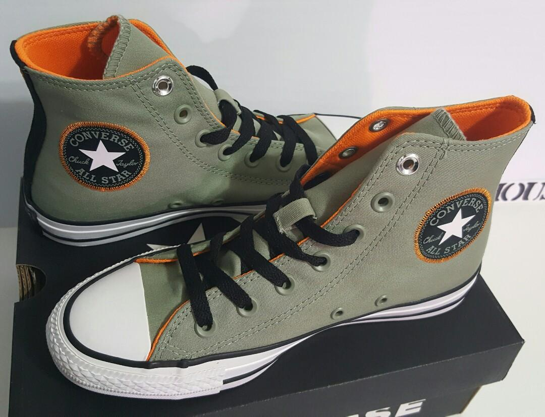 CONVERSE CHUCK TAYLOR ALL STAR SPACE EXPLORER JADE STONE HIGH TOP UNISEX