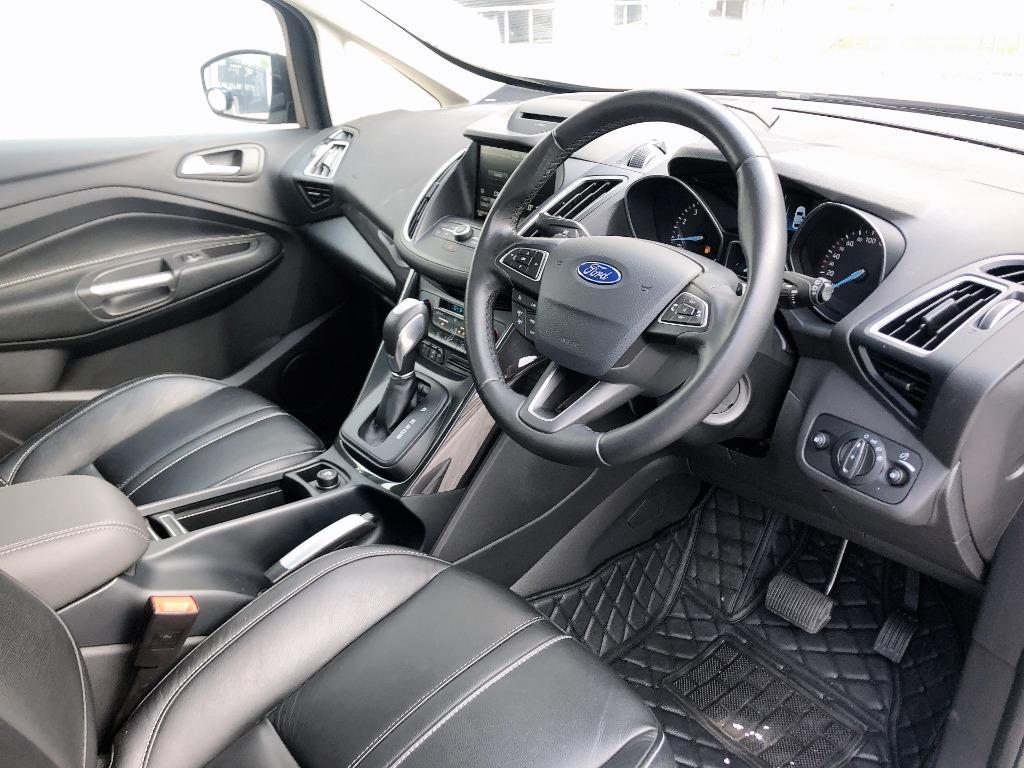 Ford    GRAND C MAX 1.5T   2017 Auto
