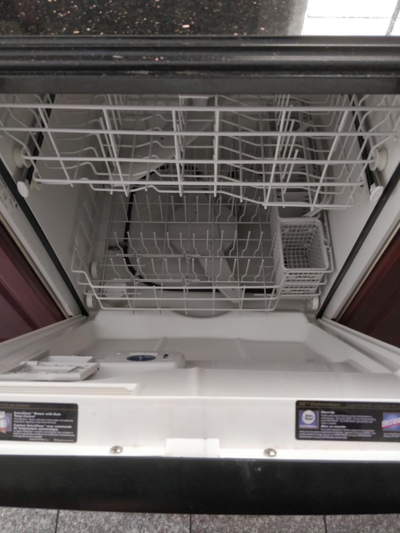 GE Profile french door fridge with FREE matching GE dishwasher