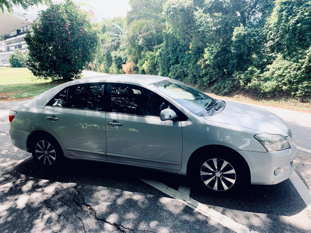 Toyota premio. Ready For Rental Condition. Drive Away Anytime. $45 Per Day. Contact Me Dave @ 98794788