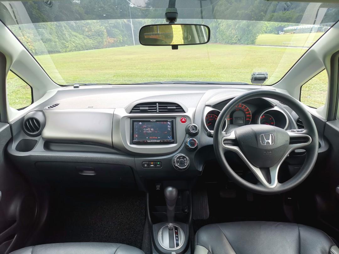 Honda Jazz 1.3 i-VTEC LX (A)