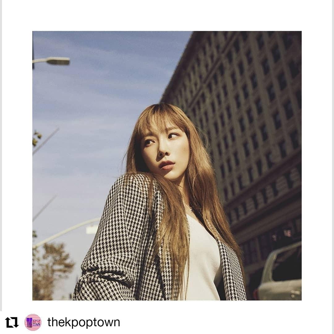 [KiT] TAEYEON 2nd Repackage Album - Purpose KiT ver