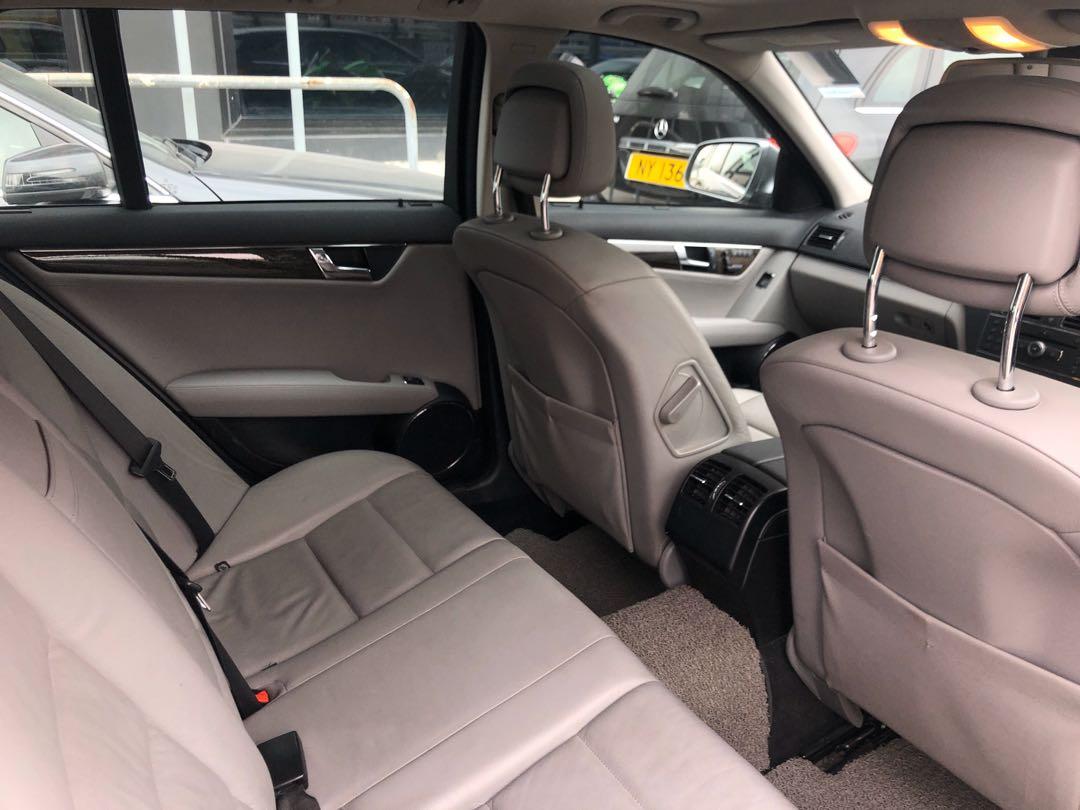 Mercedes-Benz C280 Avantgarde Estate Wagon 7G-Tronic Auto