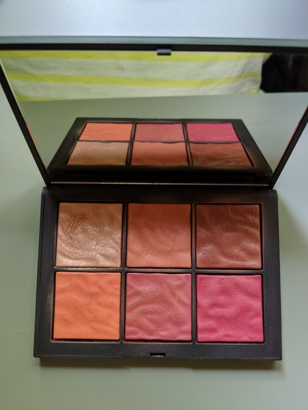 Nars Limited Release Exposed cheek palette blush palette