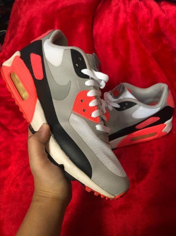 så billigt stor rabatt många stilar Nike Air Max 90 V SP Patch Infrared OG on Carousell
