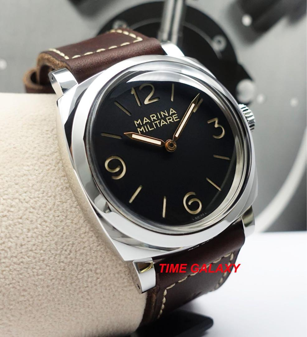 Preowned PANERAI PAM587 Radiomir 47mm 1940 Marina Militare 3 Days handwound  limited edition