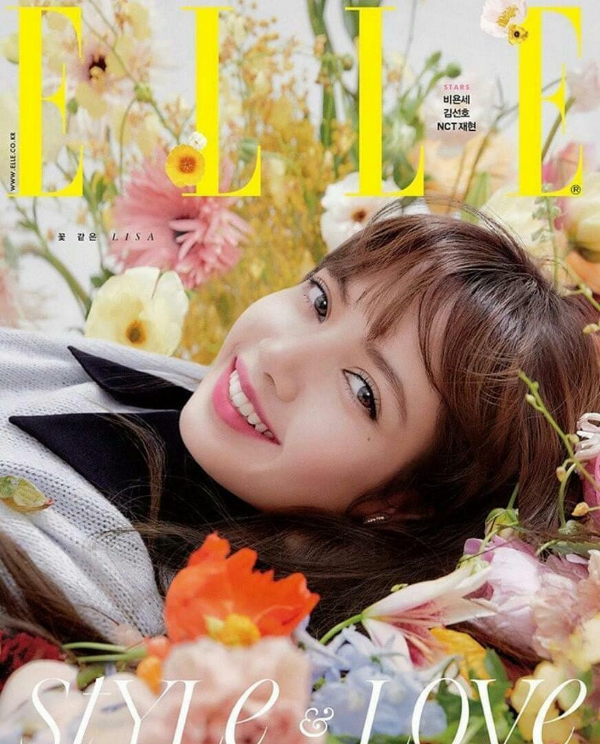 ❗PROMO SALE ❗BLACKPINK LISA ELLE's MAGAZINE FEBUARY 2020
